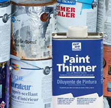 Paints & Thinners