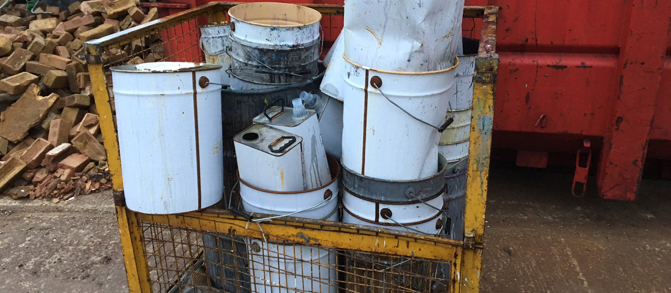 Companies producing hazardous waste have an obligation, not only to comply with regulations but also to ensure that the waste produced is dealt with in a way that is sustainable to the environment.