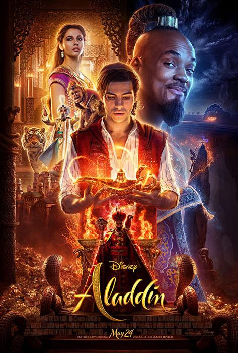 Aladdin – Walt Disney Pictures (2019)