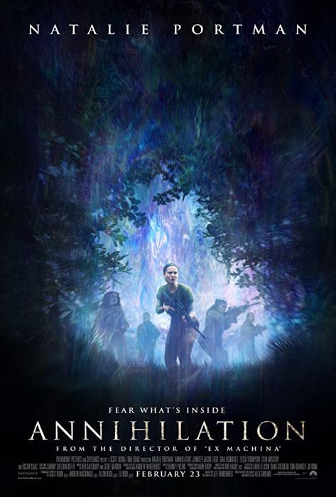 Annihilation – Paramount Pictures (2018)