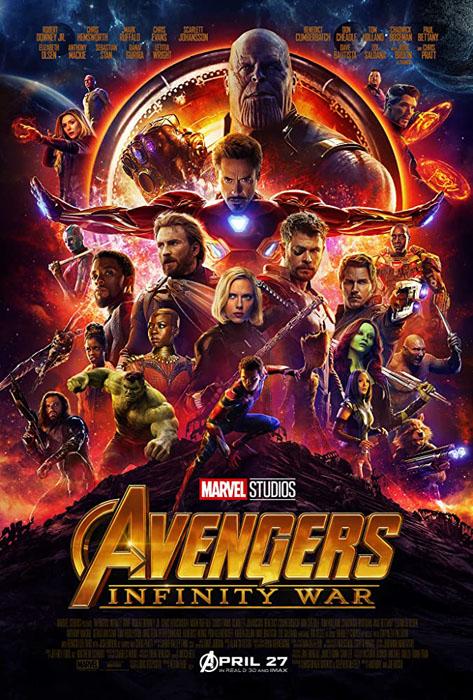 Avengers: Infinity War - Marvel Studios (2018)