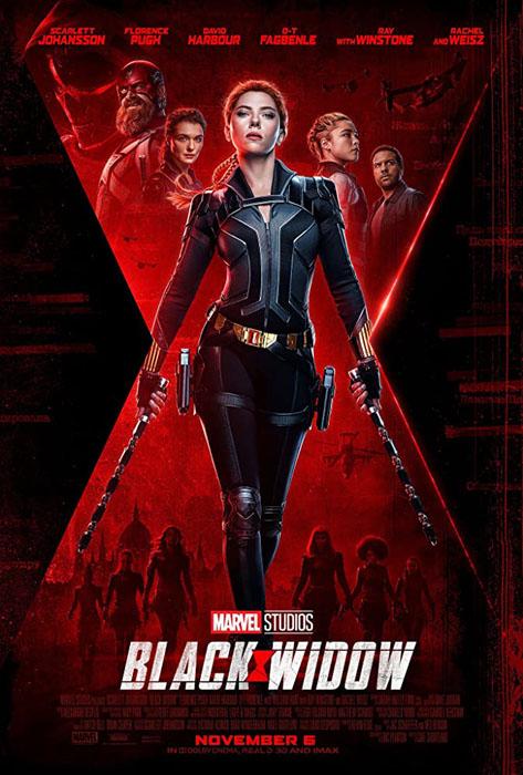 Black Widow – Marvel Studios (2020)
