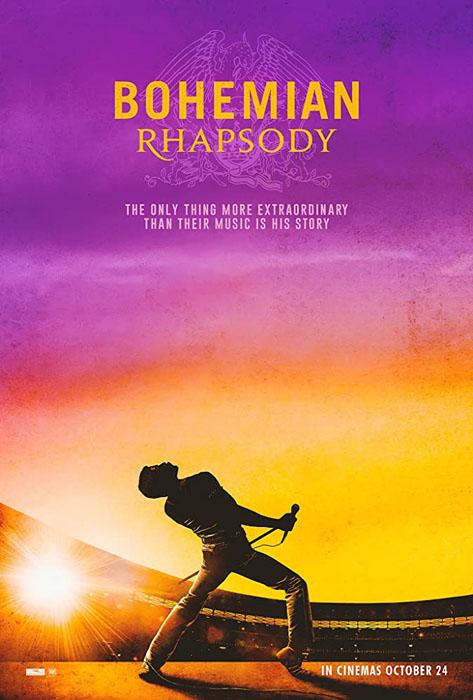 Bohemian Rhapsody – 20th Century Fox (2018)