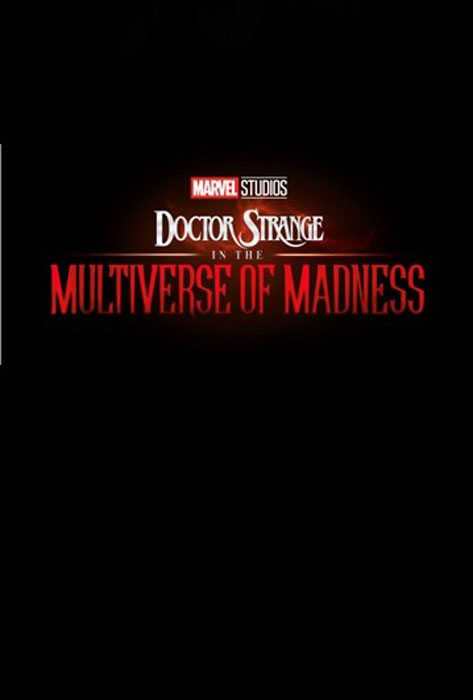 Dr Strange in The Multiverse of Madness – Marvel Studios (2021)