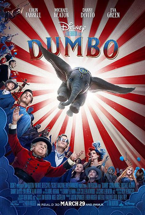 Dumbo – Walt Disney Films (2019)