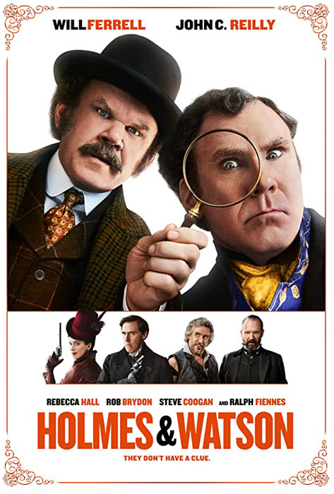 Holmes & Watson – Sony Pictures (2018)