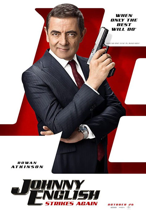 Johnny English Strikes Again – Universal Pictures (2018)