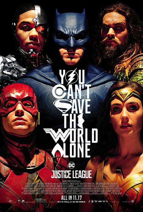 Justice League – Warner Bros. (2017)