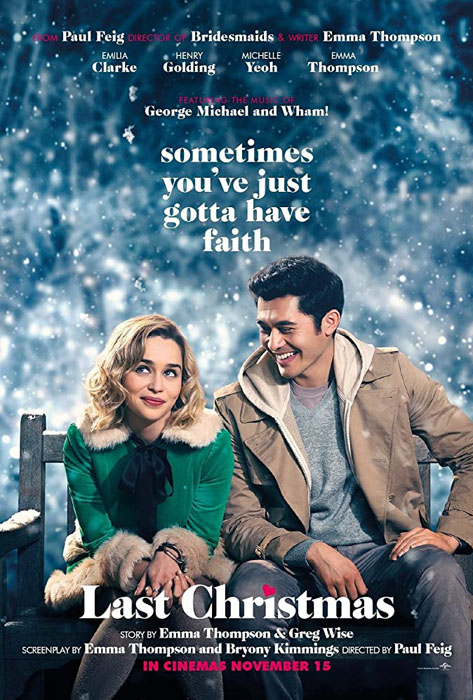 Last Christmas – Universal Pictures (2019)