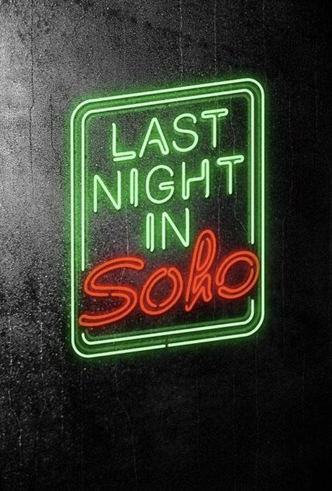 Last Night in Soho – Working Title (2020)