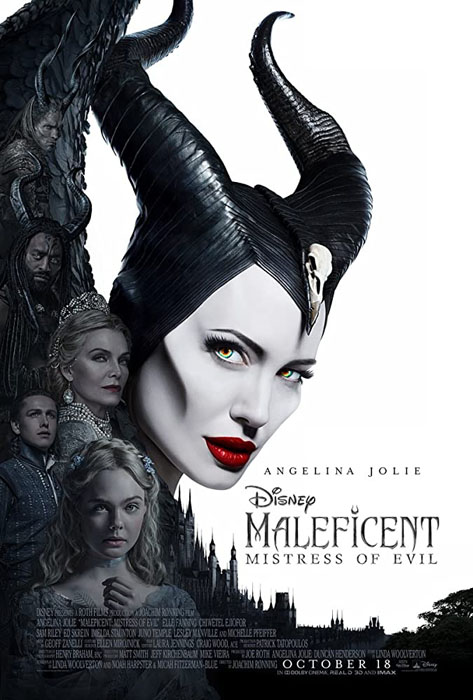 Maleficent: Mistress of Evil – Walt Disney Pictures (2019)