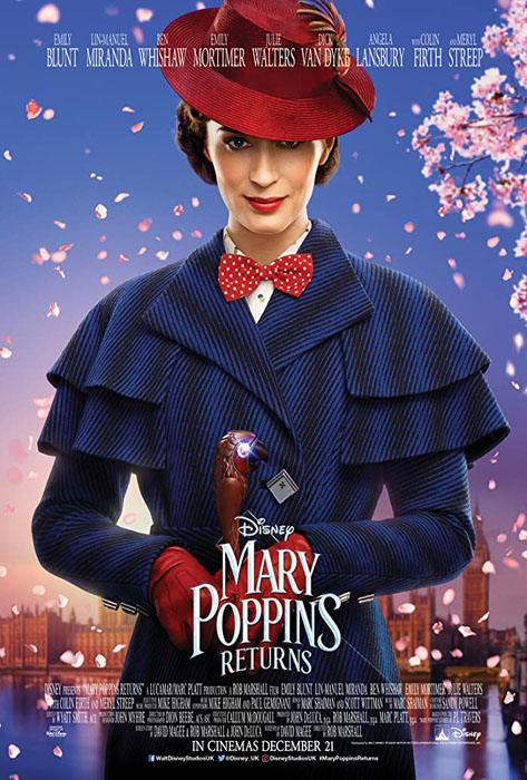 Mary Poppins Returns – Walt Disney Pictures (2018)
