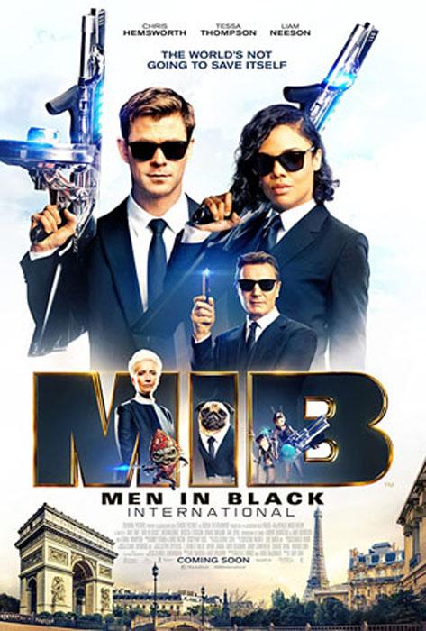 Men in Black: International – Columbia Pictures (2019)