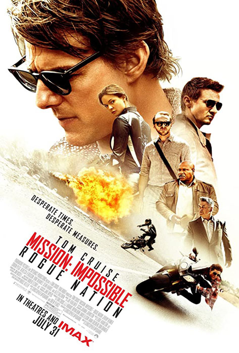 Mission: Impossible – Rogue Nation - Paramount Pictures (2015)