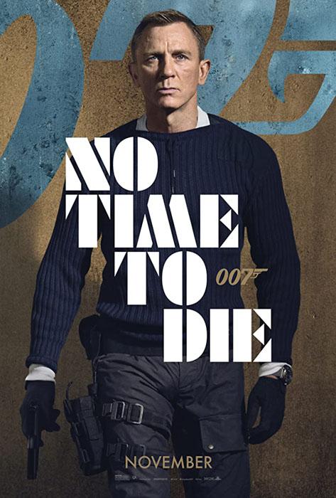 No Time to Die - Metro-Goldwyn-Mayer (MGM)/EON (2020)