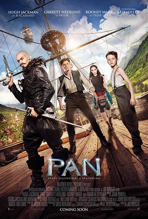 Pan – Warner Bros (2015)