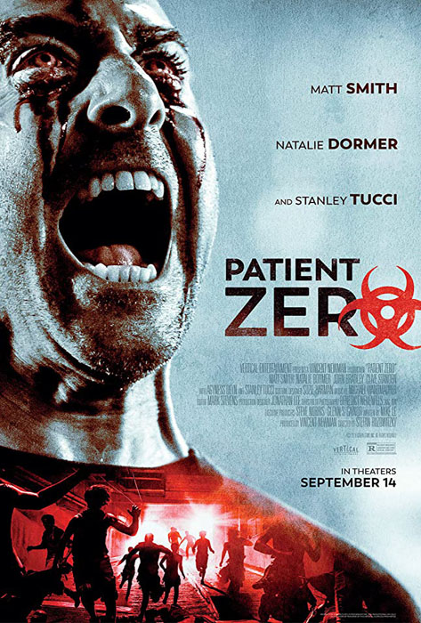 Patient Zero – Vincent Newman Entertainment (2018)