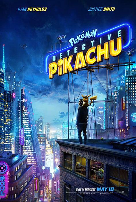 Pokemon Detective Pikachu – Warner Bros. (2019)