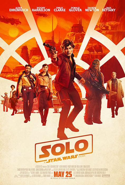 Solo: A Star Wars Story – Lucas Films (2018)