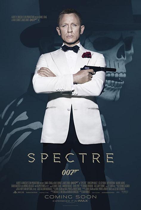 Spectre – Metro-Goldwyn-Mayer (MGM)/EON (2015)