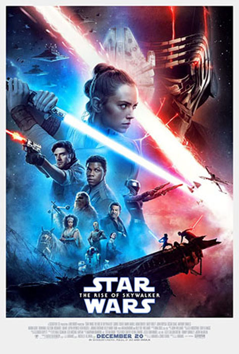 Star Wars: The Rise of Skywalker – Lucas Films (2019)