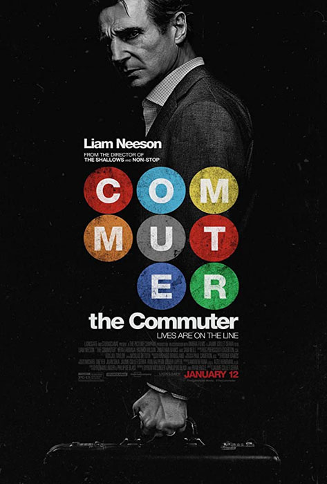 The Commuter – StudioCanal (2017)