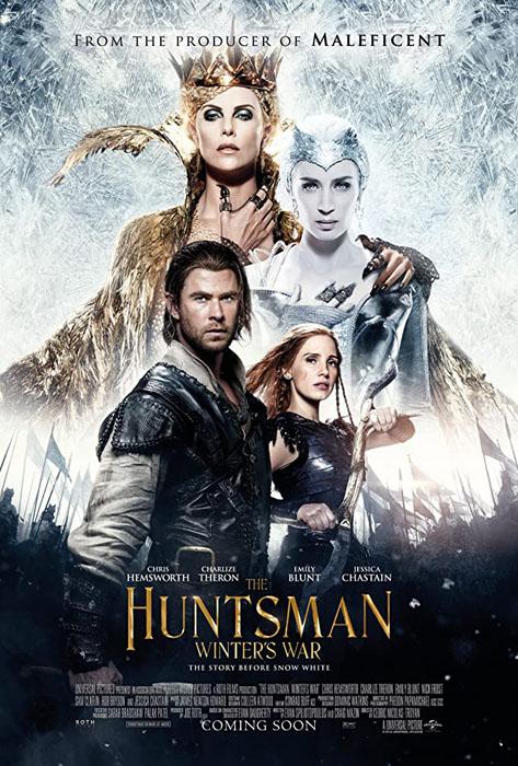 The Huntsman: Winters War – Universal Pictures – (2016)
