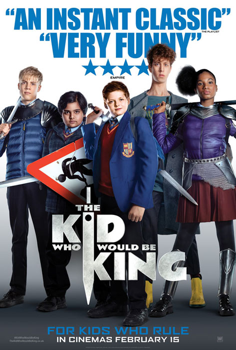 The Kid Who Would Be King – 20th Century Fox (2019)