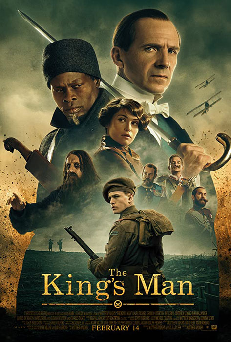 The King's Man – Marv Films (2020)