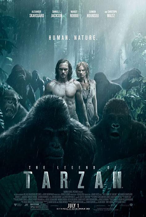 The Legend of Tarzan – Warner Bros. (2016)