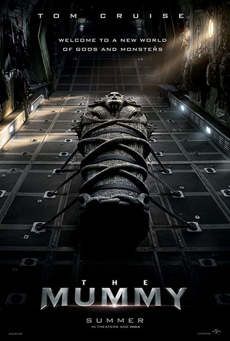 The Mummy – Universal Pictures (2017)