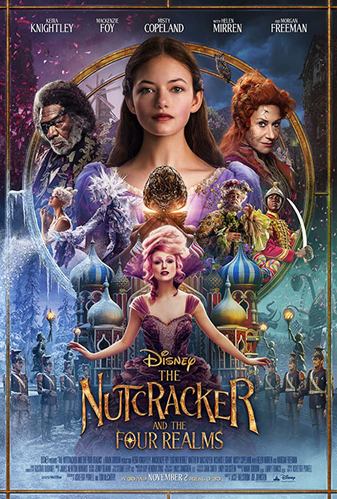 The Nutcracker & The Four Realms – Walt Disney Pictures (2018)