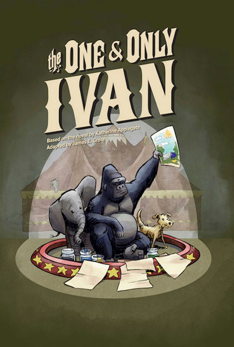 The One and Only Ivan – Walt Disney Pictures (2019)