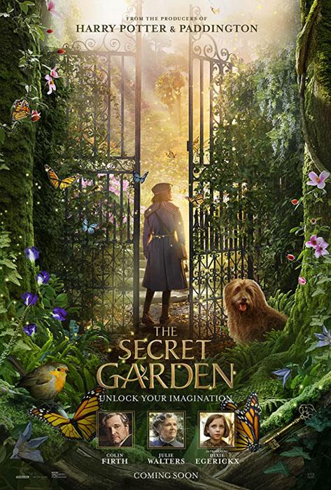 The Secret Garden – Studio Canal (2020)