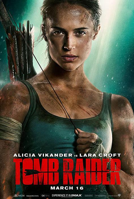 Tomb Raider – MGM (2018)