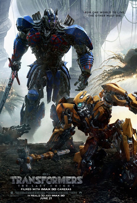 Transformers: The Last Knight – Paramount Pictures (2017)