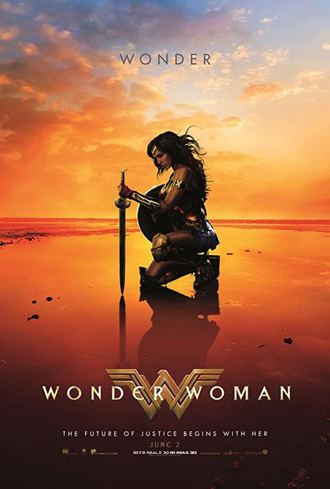 Wonder Woman – Warner Bros. (2017)