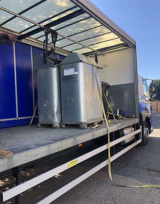 They have a wealth of experience in the safe recycling and disposal of hazardous and special waste on major construction projects including Terminal 5 and Terminal 2 at Heathrow Airport, Wembley Stadium and The Olympic site in London.
