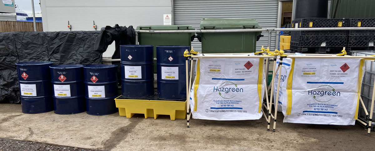 Hazgreen, many of our customers had very little knowledge of the legislation regarding hazardous waste containment.